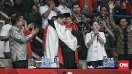FOTO: Kehebatan Atlet-atlet Indonesia di 2018