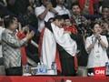 Netizen Respons Pelukan Jokowi-Prabowo dengan #WowoSayangWiwi