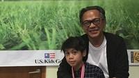 <p>Ramiza Kuntadi adalah anak dari putri sulung Ray Sahetapy dan mantan istrinya, Dewi Yull, Giska Puteri Sahetapy. (Foto: Instagram/ @raysahetapy) </p>
