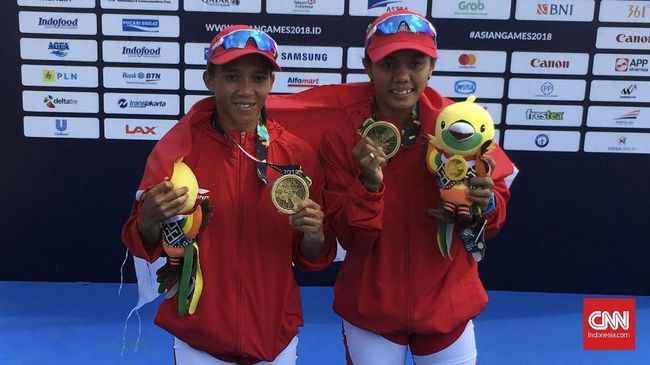 Kano Ganda Putri Indonesia Raih Perunggu di Asian Games 2018