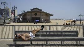 Kanada Catat Rekor Suhu Tinggi akibat Gelombang Panas