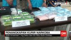 Penangkapan Kurir Narkoba di Banten