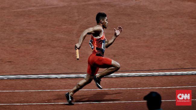 Atlet atletik nasional Lalu Muhammad Zohri bersyukur masuk ke dalam daftar 30 under 30 Asia yang dirilis Majalah Forbes.