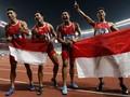 Zohri cs Tambah Medali untuk Indonesia di Asian Games 2018