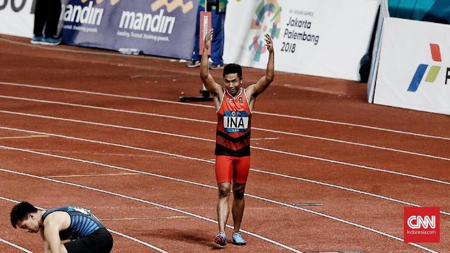 Ketua Umum PB PASI, Luhut Binsar Pandjaitan, menargetkan Lalu Muhammad Zohri mencapai babak kedua Olimpiade Tokyo 2020.