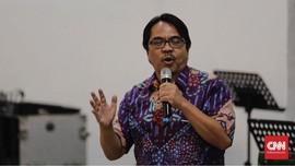 Ade Armando Disomasi Gara-gara Sentil Din dan Muhammadiyah