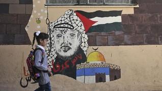 Inflasi Tinggi, PBB Sebut Warga Gaza Terpaksa Mengais Sampah