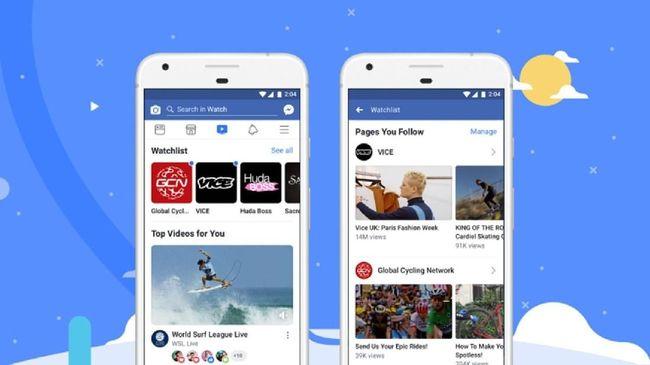 Lonjakan data traffic video Facebook dan Instagram disebabkan banyak orang menghabiskan waktunya di rumah akibat pembatasan aktivitas di luar rumah.
