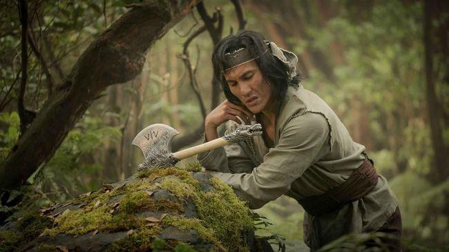 'Wiro Sableng: Kapak Maut Naga Geni 212' meraih nominasi terbanyak dengan 14 kategori.