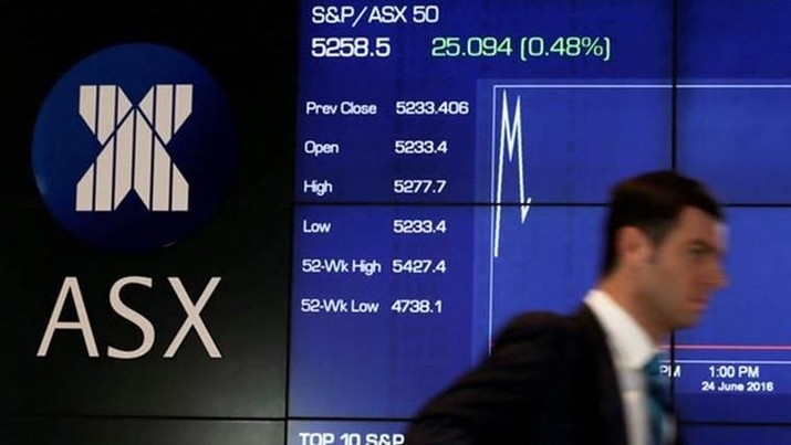 Ikuti Wall Street, Bursa Australia dan Jepang Dibuka Anjlok