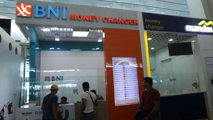Pukul 11:00 WIB: Rupiah Makin Galak Terhadap Dolar AS
