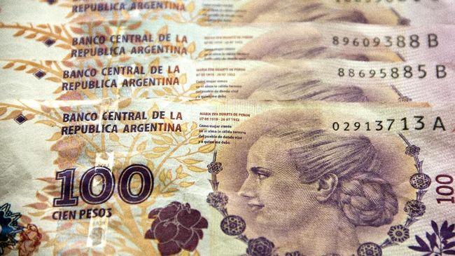 Peso Argentina Terpuruk, Terseret Kekalahan Mauricio Macri