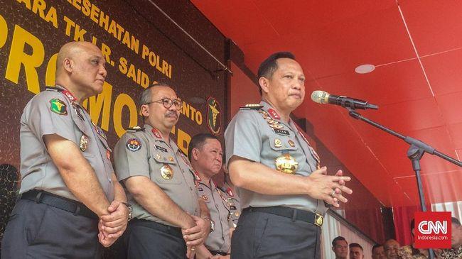 Kapolri menilai baik pemilu presiden atau pemilu legislatif, sama rawannya di Papua.