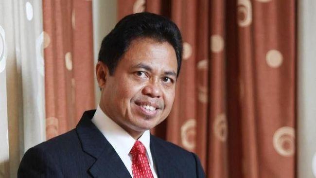 Permintaan itu guna mempermudah proses penyidikan dugaan korupsi pengadaan pelebaran Jalan Nangka, Kota Depok, disangkakan kepada Nur Mahmudi Ismail.