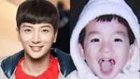<p>Leeteuk, leader boyband asal Korea ini senyumnya nggak berubah ya, Bun, sejak kecil. Hi-hi-hi. (Foto: Instagram/xxteukxx)</p>