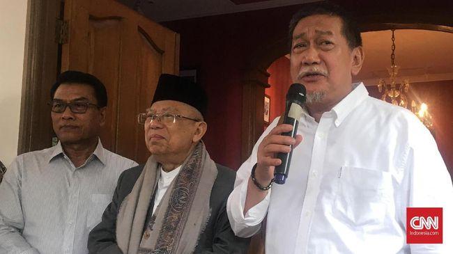 Jokowi keluhkan isu PKI menjadi penyebab dirinya kalah di Kabupaten Bogor, Jabar saat Pilpres 2014 lalu.