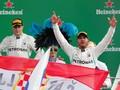Kalahkan Raikkonen, Hamilton Juara GP Italia 2018