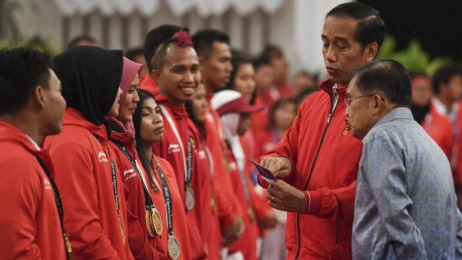 Pemerintah mengalokasikan anggaran Rp210 miliar untuk bonus atlet dan pelatih peraih medali dalam Asian Games 2018.