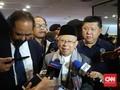 Ma'ruf Amin Singgung Masalah Tanah Sebelum Era Jokowi