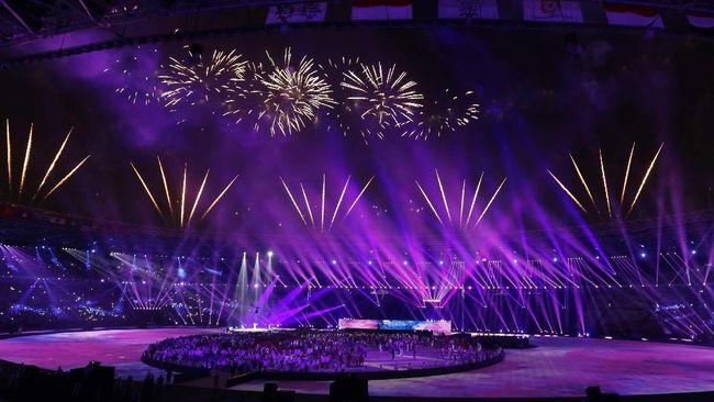 Masalah Keamanan dan Tiket Jadi Sorotan di Asian Games 2018