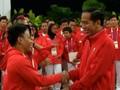 VIDEO: Jokowi Serahkan Bonus untuk Peraih Medali Asian Games