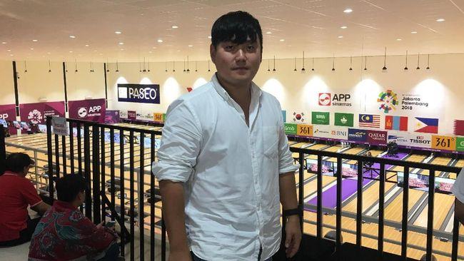 Suporter asal Korea Selatan Kim Daeng merasa senang tinggal di Indonesia dan mengaku cinta mati dengan negara ini.