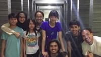 <p>Keluarga besar nih. Saat keluarga Adel-Duta kumpul bareng keluarga Ananda-Attar. (Foto: Instagram/ @ ananda_faturrahman) </p>