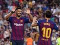 Suarez Beda Pendapat dengan Messi Soal Real Madrid