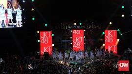 Member JKT48 Laporkan Dugaan Asusila ke Polda Metro Jaya