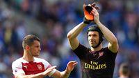Arsenal Tak Mau Cech Puasa Gelar Di Pengujung Kariernya