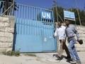 Krisis Uang, Badan PBB di Palestina Tarik Staf dari Gaza