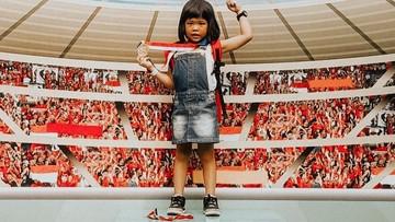 Dari Asian Games, Dira Sugandi Dukung Anak Punya Impian Besar