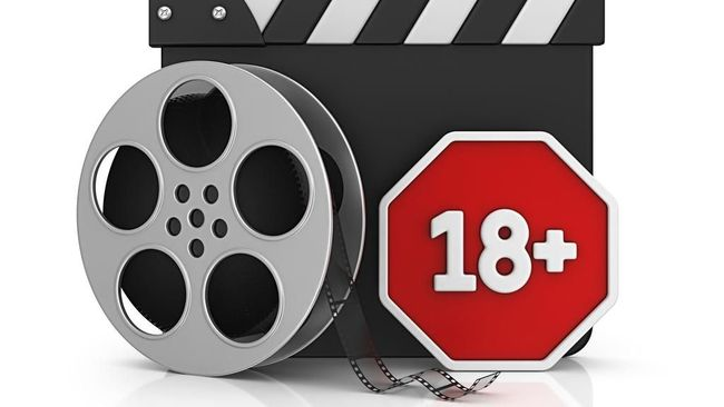 Ilustrasi Film Porno