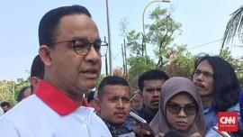 Anies Dorong Duduk Bersama DPRD Wujudkan Pelepasan Saham Bir
