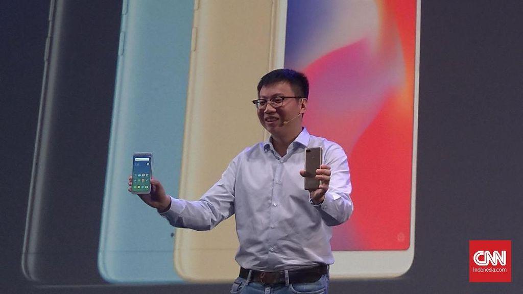 Xiaomi Ungkap Alasan Duo Redmi 6 Pakai Otak MediaTek