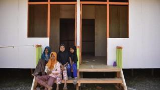 89 Persen Rumah Rusak Akibat Gempa NTB Rampung Dibangun