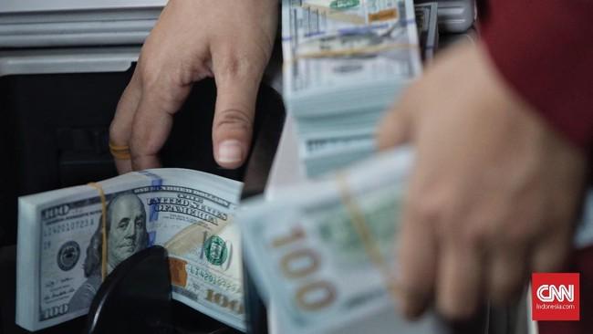 Cadangan Devisa RI Naik Jadi US$137,3 M pada Juli 2021