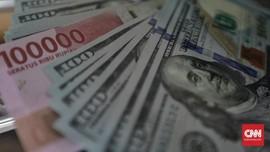 Pernyataan The Fed Tekan Rupiah ke Rp14.617
