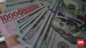 Rupiah Perkasa Rp14.240 per Dolar AS Pagi Ini