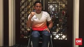 Kisah Buruh Pabrik Jadi Atlet Balap Kursi Roda