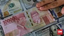 Rupiah Melemah ke Rp14.515 per Dolar AS pada Rabu Pagi
