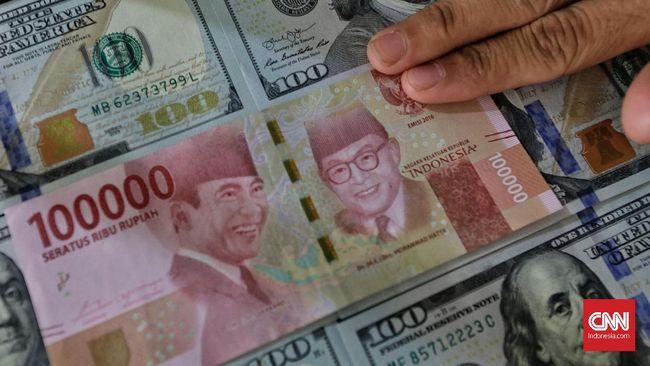 Nilai tukar rupiah melemah 0,12 persen ke Rp14.515 per dolar AS pada Rabu (21/4) pagi.