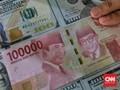 Terus Menguat, Rupiah Dibuka Rp14.820 per Dolar AS