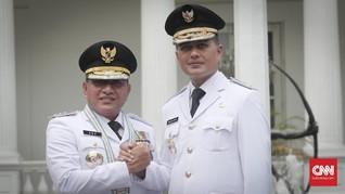 Tim Akhyar Laporkan Wagub Sumut Diduga Dukung Mantu Jokowi