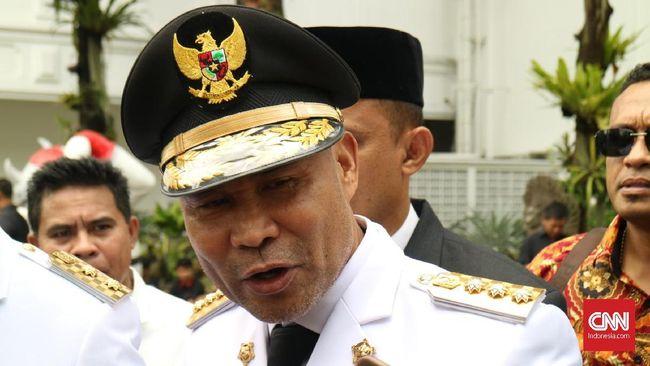 Kabiro Humas Provinsi NTT, Marius mengklaim Presiden Joko Widodo telah dua kali menghubungi Gubernur Viktor Laiskodat untuk tawaran menteri.