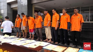 Polisi Tangkap Mafia Tanah Penghambat Investasi Lotte Rp50 T