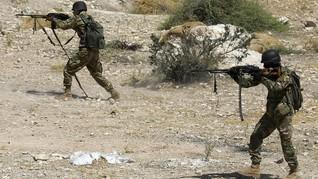 Pasukan Prancis Tembak Mati Tokoh Al Qaeda Afrika Utara