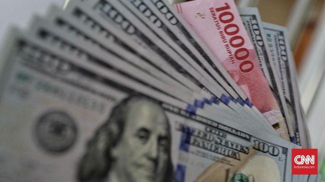 Nilai tukar rupiah tembus ke posisi Rp14.018 per dolar Amerika Serikat (AS) pada perdagangan Senin (25/2) sore, atau menguat 0,28 persen.