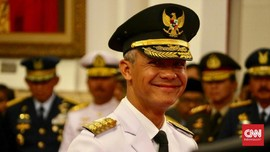 Gubernur Jateng Usul Pilkada Tak Dihelat di Zona Merah Corona