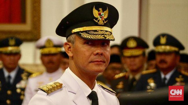 Ganjar Pranowo Soal Banjir Semarang: Saya yang Salah Nasional 16 menit yang lalu